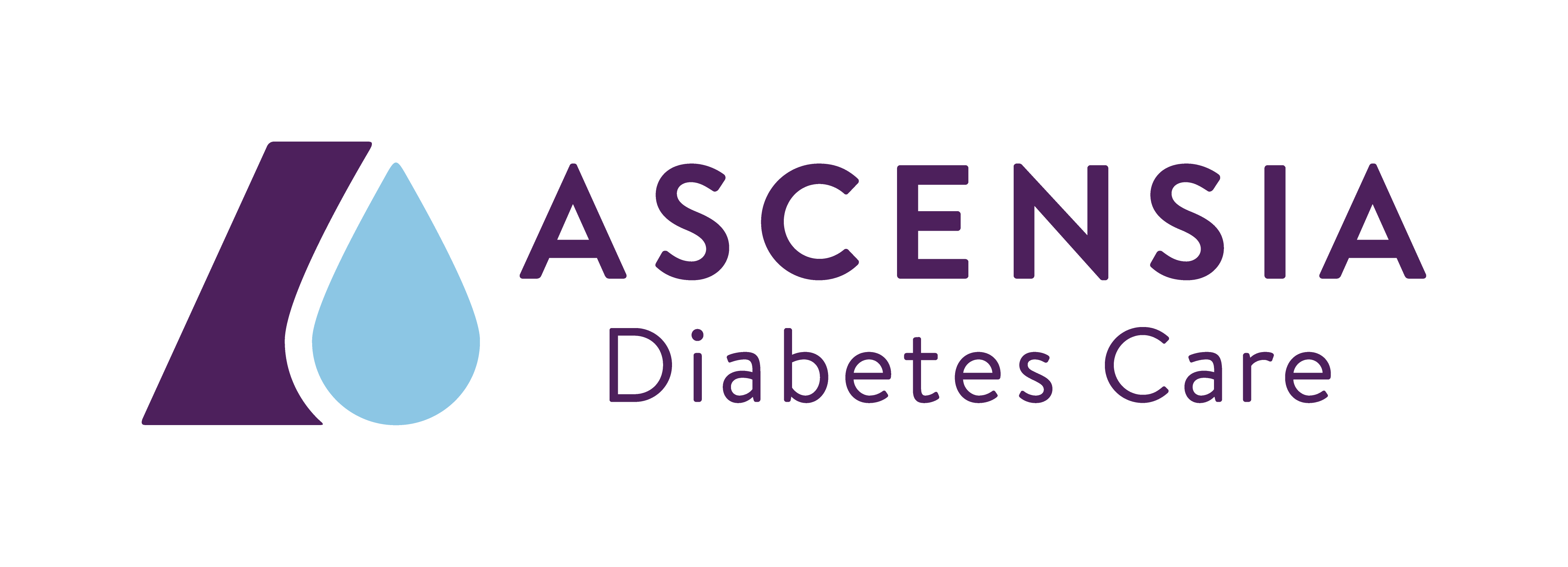 Ascensia Land Logo Purple Blue RGB